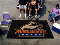"Morgan State Bears Tailgating Ulti-Mat 60""x96"""
