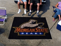 "Morgan State Bears Tailgater Rug 60""x72"""