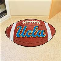 "UCLA - California, Los Angeles Football Rug 22""x35"""
