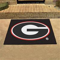 "Georgia Bulldogs All-Star Rug 34""x45"""