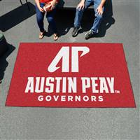 "Austin Peay State Governors Tailgating Ulti-Mat 60""x96"""