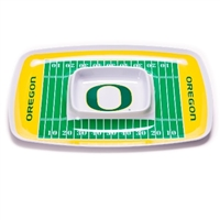Oregon Ducks Chip & Dip Tray
