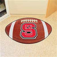 "North Carolina State Wolfpack Football Rug 22""x35"""