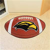 "Southern Mississippi USM Golden Eagles Football Rug 22""x35"""