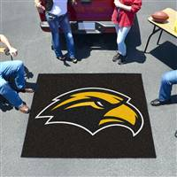 "Southern Mississippi Golden Eagles Tailgater Rug 60""x72"""