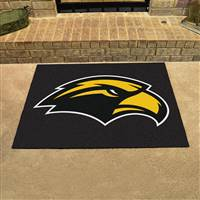 "Southern Mississippi USM Golden Eagles All-Star Rug 34""x45"""