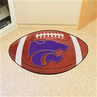 "Kansas State Wildcats Football Rug 22""x35"""