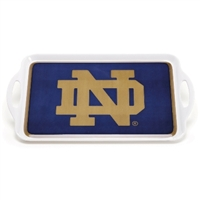 Notre Dame Fighting Irish Melamine Serving Tray
