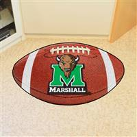 "Marshall Thundering Herd Football Rug 22""x35"""