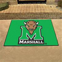 "Marshall Thundering Herd All-Star Rug 34""x45"""
