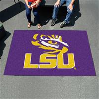 "Louisiana State LSU Tigers Tailgating Ulti-Mat 60""x96"""