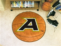 "US Military Academy Basketball Rug 29"" diameter"