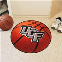 "Central Florida UCF Knights Basketball Rug 29"" Diameter"
