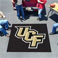 "Central Florida Knights Tailgater Rug 60""x72"""