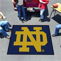 "Notre Dame Fighting Irish Tailgater Rug 60""x72"""