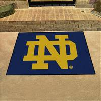 "Notre Dame Fighting Irish All-Star Rug 34""x45"""