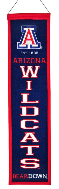Arizona Heritage Wool Banner