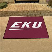 "Eastern Kentucky Colonels All-Star Rug 34""x45"""