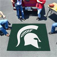 "Michigan State Spartans Tailgater Rug 60""x72"""
