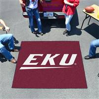 "Eastern Kentucky Colonels Tailgater Rug 60""x72"""
