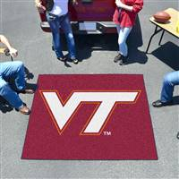 "Virginia Tech Hokies Tailgater Rug 60""x72"""