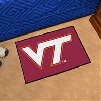 "Virginia Tech Hokies Starter Rug 20""x30"""