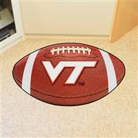 "Virginia Tech Hokies Football Rug 22""x35"""