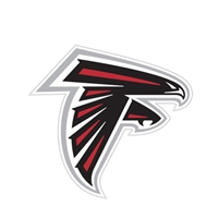 Atlanta Falcons Diecut Window Film