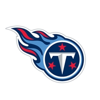 Tennessee Titans Diecut Window Film