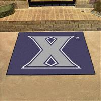 "Xavier Musketeers All-Star Rug 34""x45"""