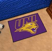 "Northern Iowa Panthers Starter Rug 20""x30"""