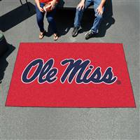 "Ole Miss Rebels Tailgating Ulti-Mat 60""x96"""