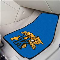 "Kentucky Wildcats 2-piece Carpeted Car Mats 18""x27"""