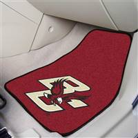 "Boston College Eagles 2-piece Carpeted Car Mats 18""x27"""