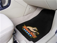 "Morgan State Bears 2-piece Carpeted Car Mats 18""x27"""