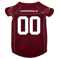 Arizona Cardinals NFL Mesh Pet Jersey (Medium)