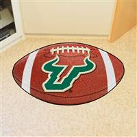 "South Florida Bulls Football Rug 22""x35"""