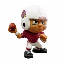 Arizona Cardinals NFL Lil Teammates Vinyl Quarterback Sports Figure (2 3/4 Tall) (Series 2)