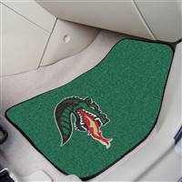 "Alabama Birmingham Blazers 2-piece Carpeted Car Mats 18""x27"""