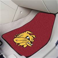 "Minnesota-Duluth  Bulldogs 2-piece Carpeted Car Mats 18""x27"""