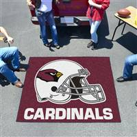 "Arizona Cardinals Tailgating Mat 60""x72"""
