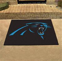 "Carolina Panthers Allstar Rug 34""x45"""