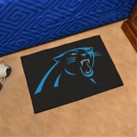 "Carolina Panthers Starter Rug 20""x30"""