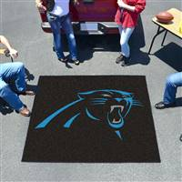 "Carolina Panthers Tailgating Mat 60""x72"""