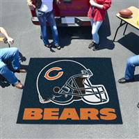 "Chicago Bears Tailgating Mat 60""x72"""