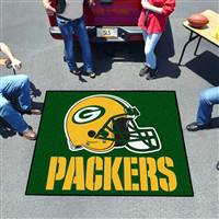 "Green Bay Packers Tailgating Mat 60""x72"""