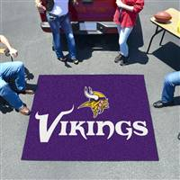 "Minnesota Vikings Tailgating Mat 60""x72"""