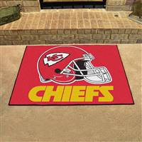 "Kansas City Chiefs Allstar Rug 34""x45"""
