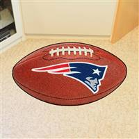 "New England Patriots Football Rug 22""x35"""