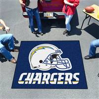 "San Diego Chargers Tailgating Mat 60""x72"""